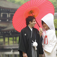 Mariage Traditionnel au Japon